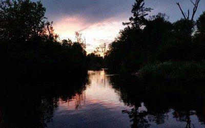 Tomorrow / Waupaca River
