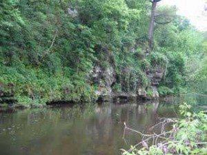 Kinnickinnic River, Wisconsin fly fishing