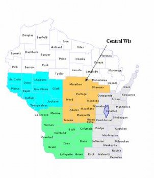 Wisconsin-trout-reagions-central-only