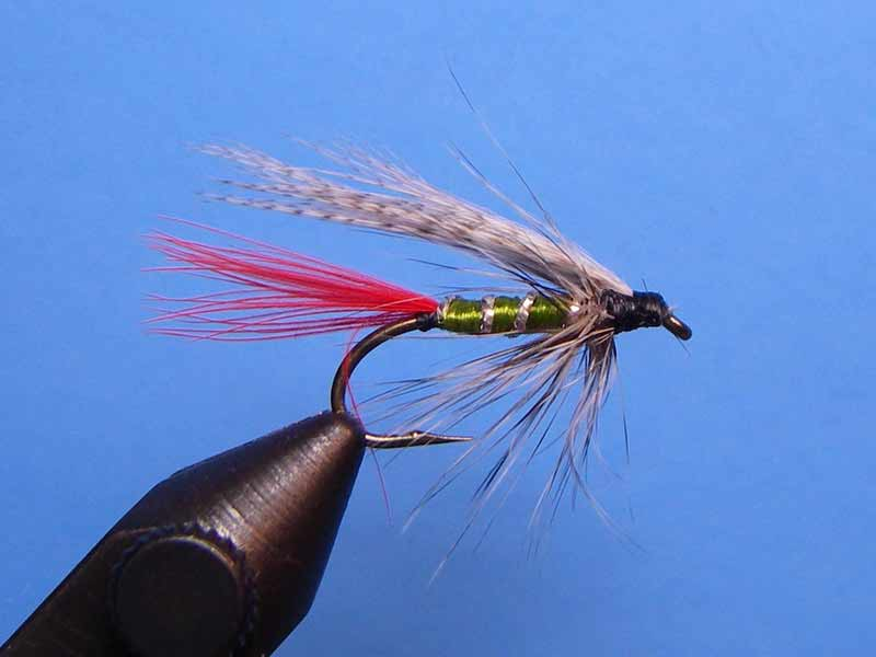 Grizzly King fly pattern