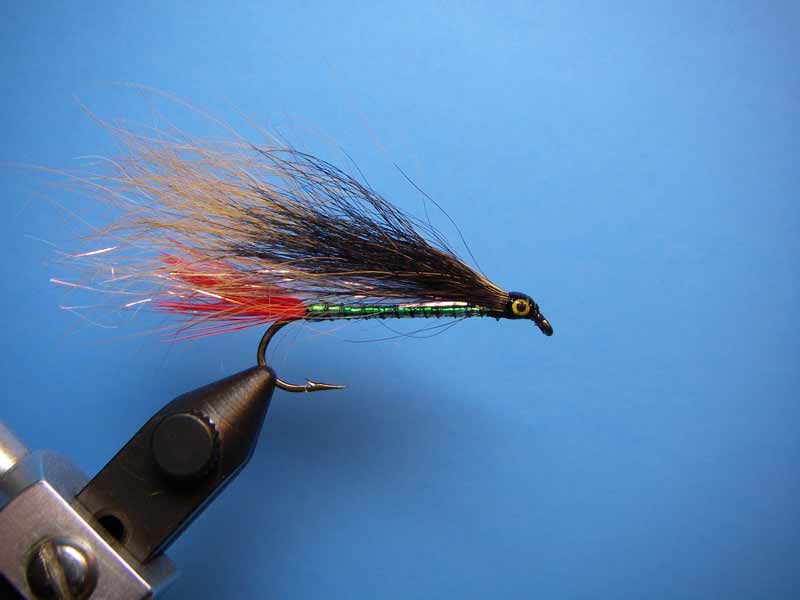 Baby Brown Streamer fly pattern