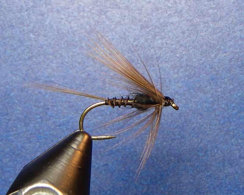 Black Stone Wet Fly pattern