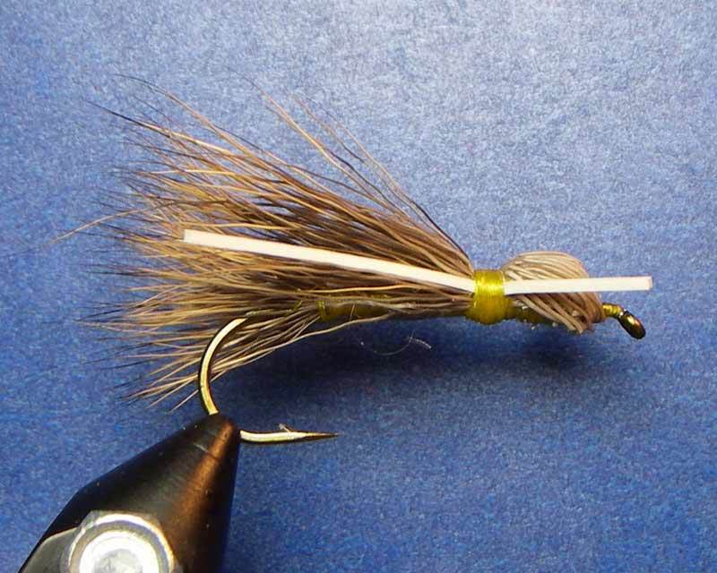 Squirrel Tail Streamer