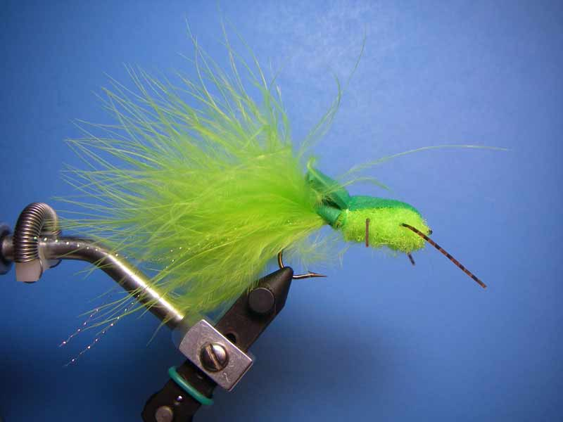 Norwegian Bass Fly